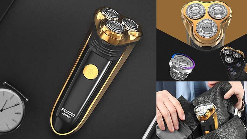 afeitadora eléctrica FLYCO