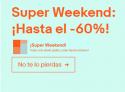 Chollos en electrónica, informática, hogar… Superweekend en eBay