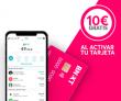 5€ GRATIS con la tarjeta sin comisiones Bnext (Actualizado)